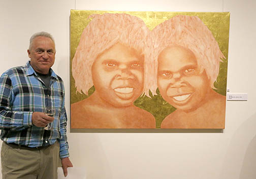 CENTRALIAN ADVOCATE ART AWARDS- FACES,2012