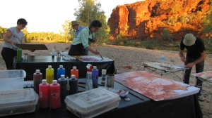 Larapinta Creative Camps
